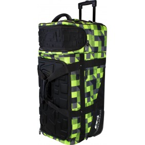 Eclipse Classic Bag Plaid Lime