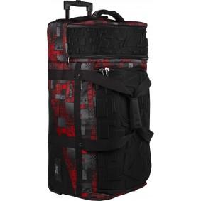 Eclipse Classic Bag Pixel Red