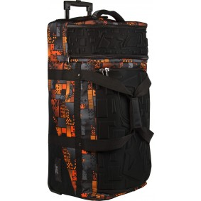 Eclipse Classic Bag Pixel Orange