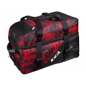 Eclipse Split Compact Bag E logo Red